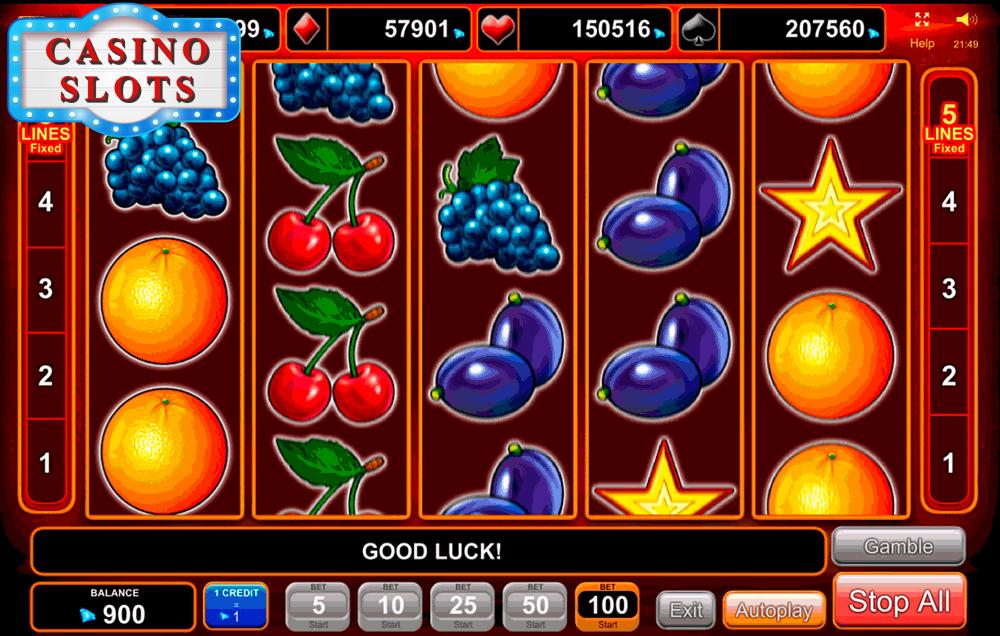 5 Dazzling Hot Online Slot