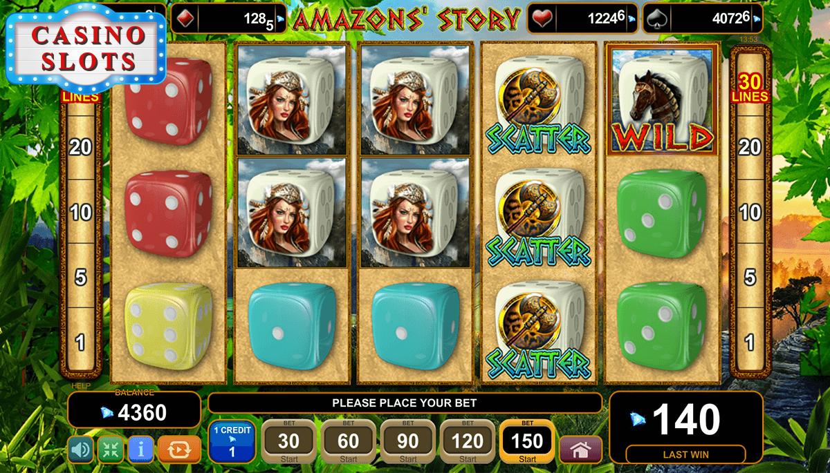 Amazons Story