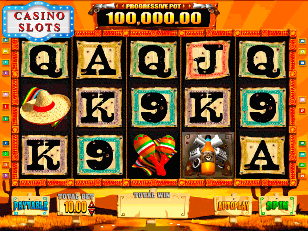 Amigos Gold Online Slot