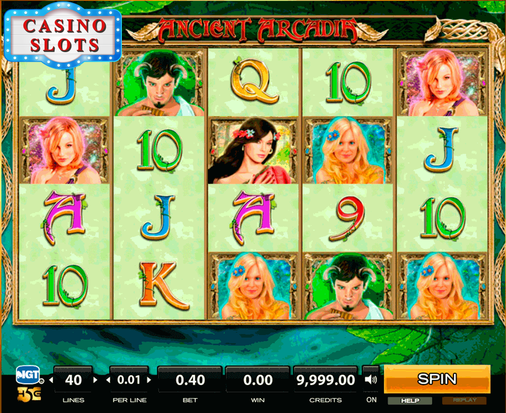 Ancient Arcadia Online Slot