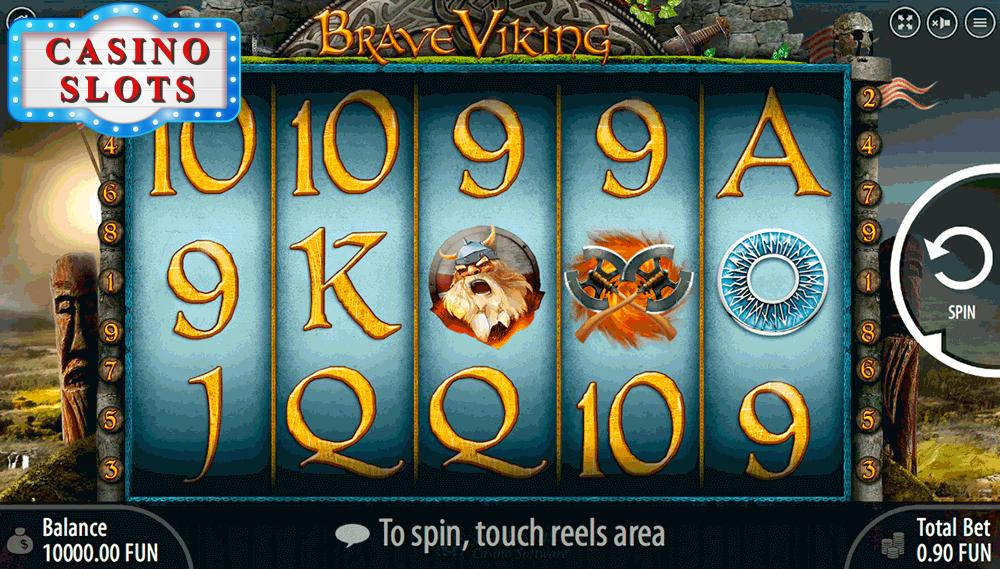 Brave Viking Online Slot
