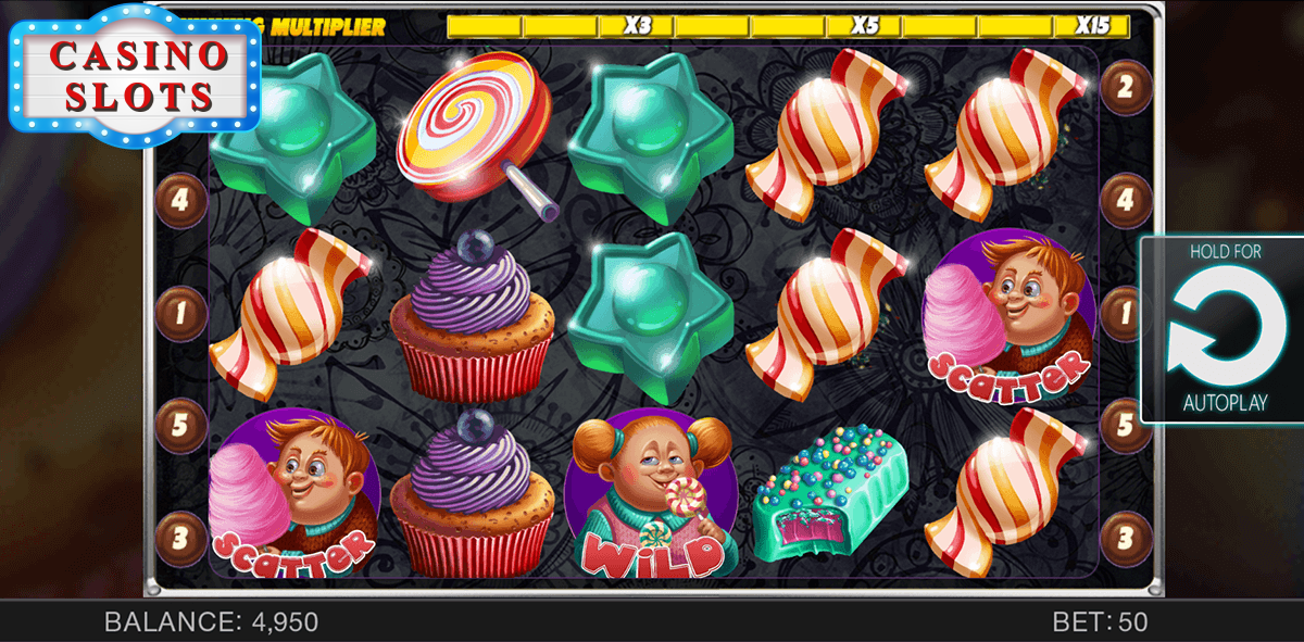 Candy Slot Twins Online Slot