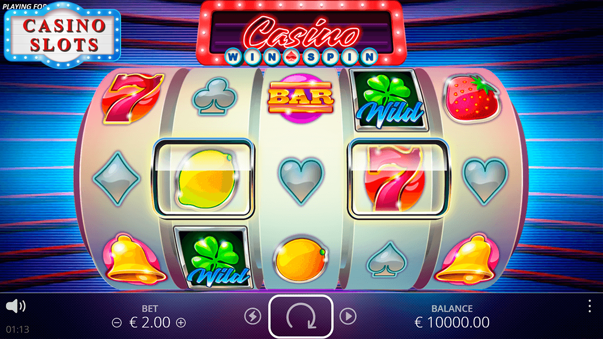 Casino Win Spin Online Slot