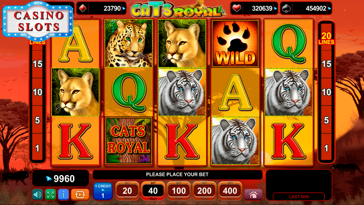 Cats Royal Online Slot