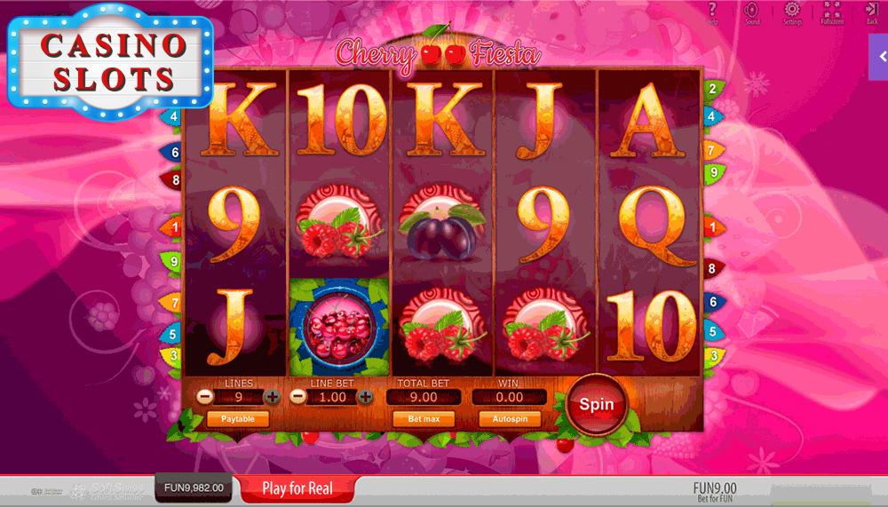Cherry Fiesta Online Slot