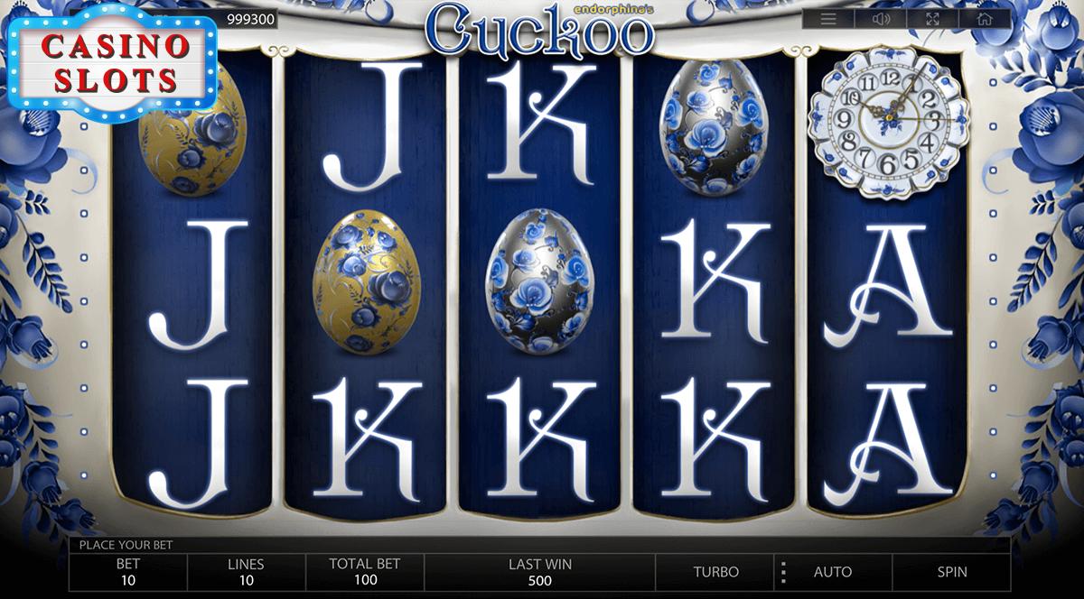 Cuckoo Online Slot