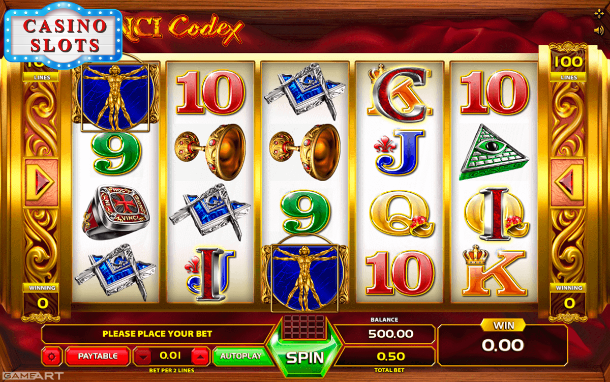 Online casino slots - play anywhere