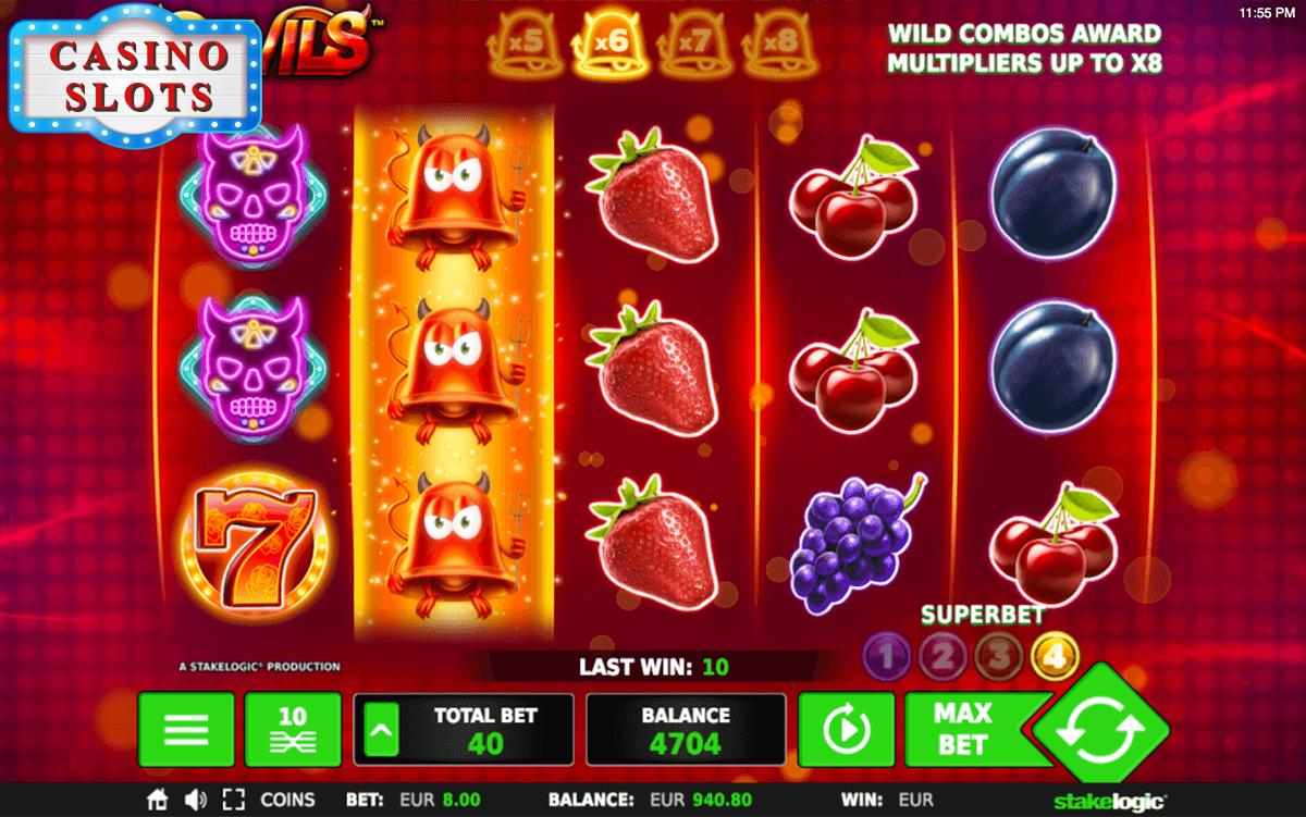 Devils Online Slot