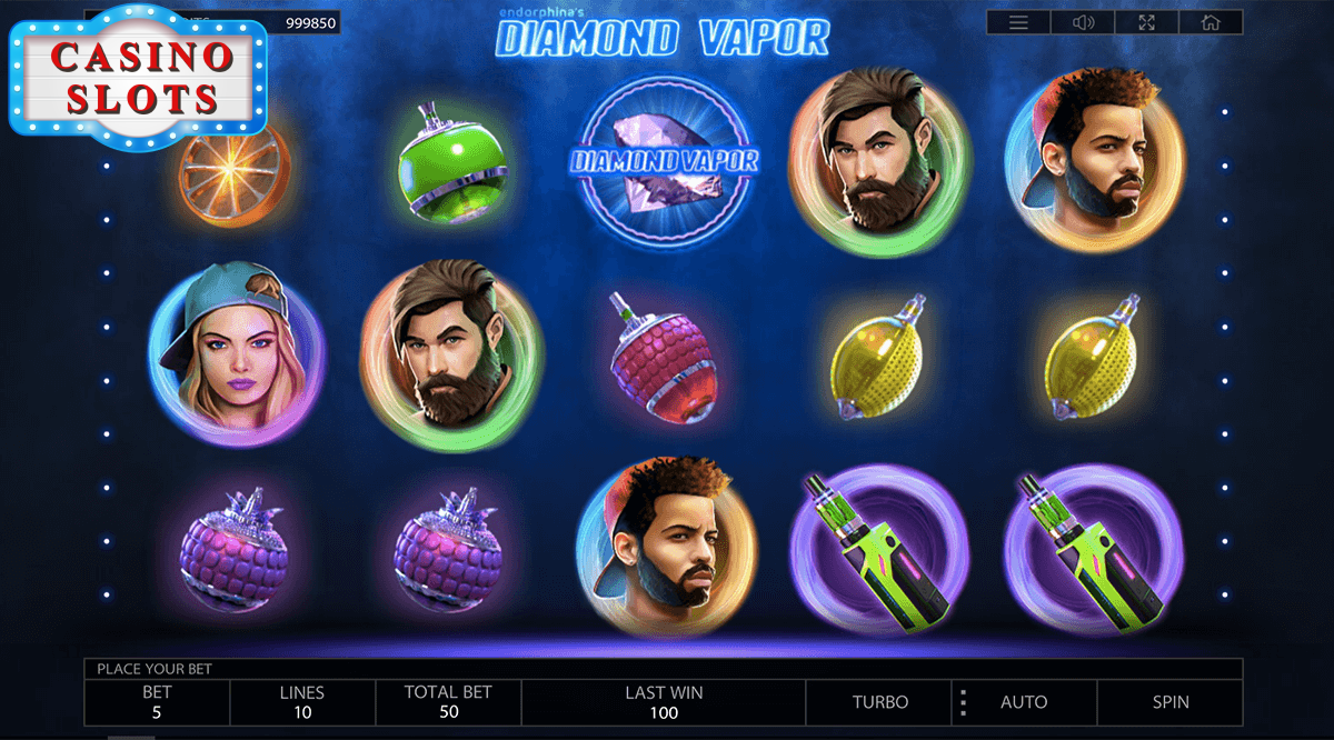 Diamond Vapor Online Slot