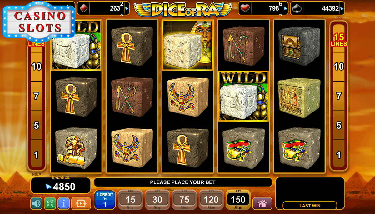 Dice of Ra Online Slot