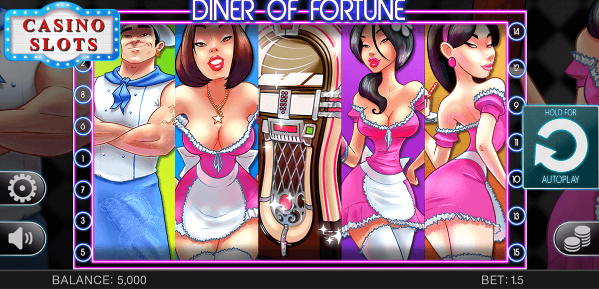 Diner Of Fortune Online Slot