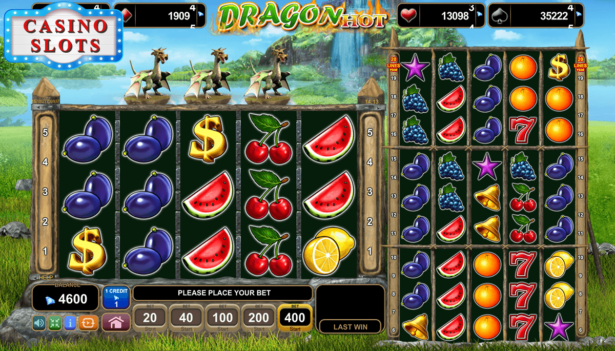 Dragon Hot Online Slot