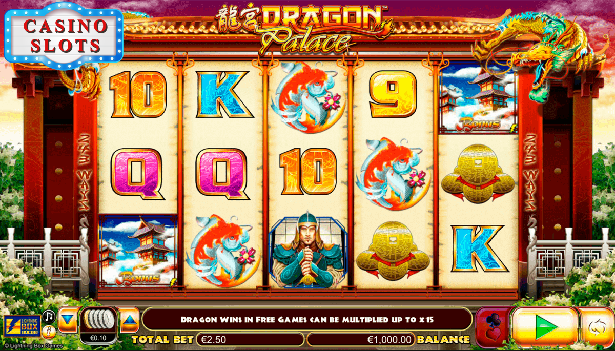Dragon Palace Online Slot
