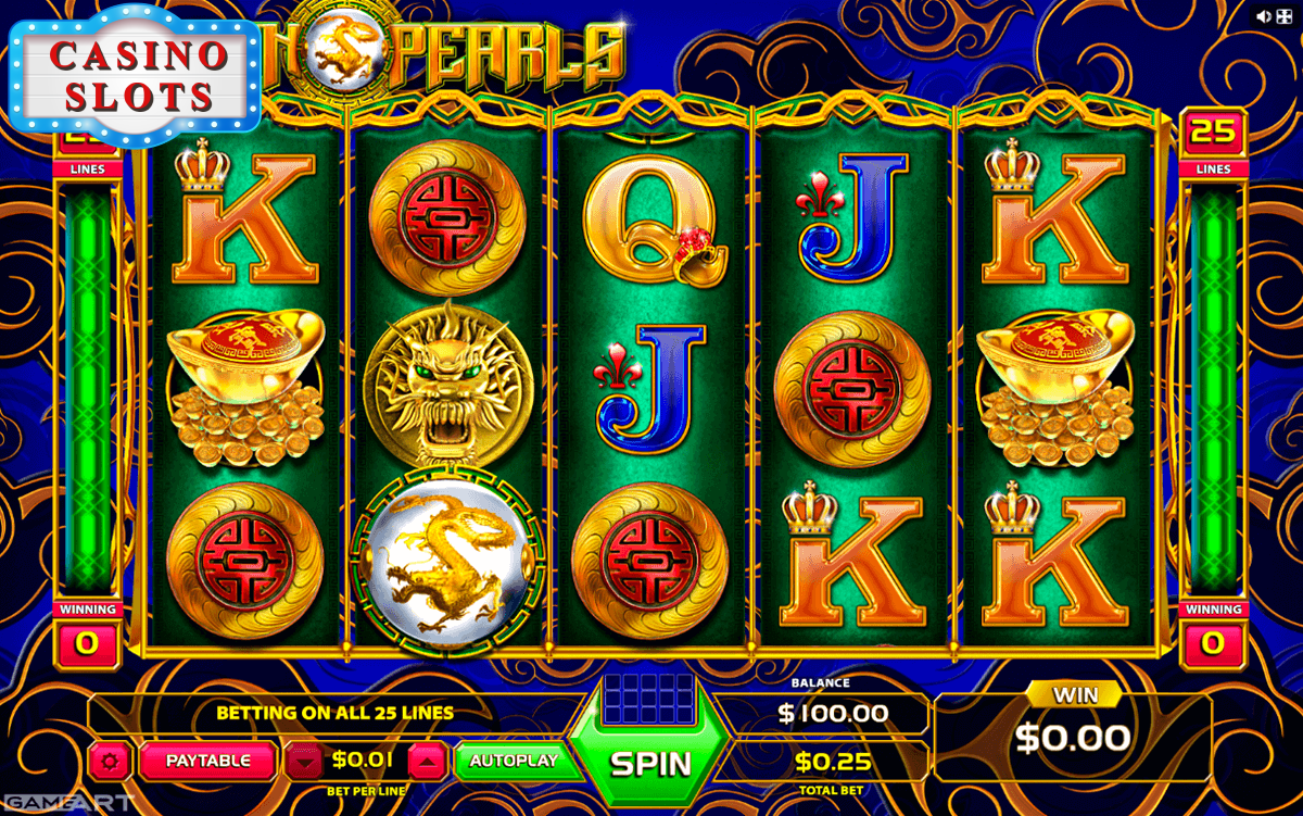 Dragons And Pearls Online Slot