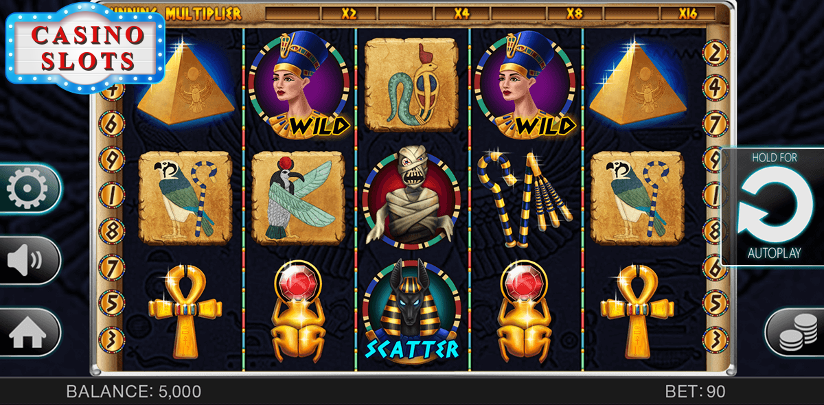 Egyptian Adventure Online Slot