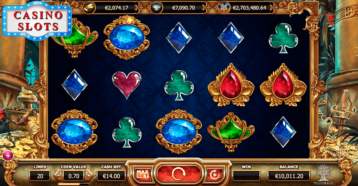 Empire Fortune Online Slot