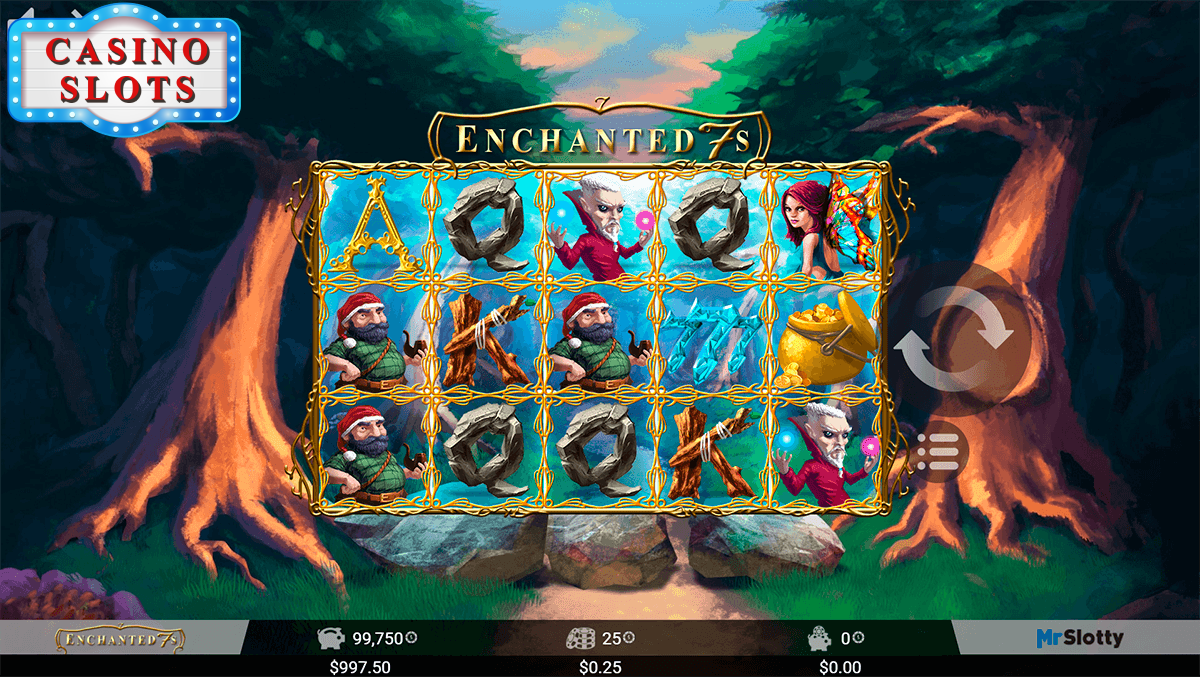 Enchanted 7s Online Slot