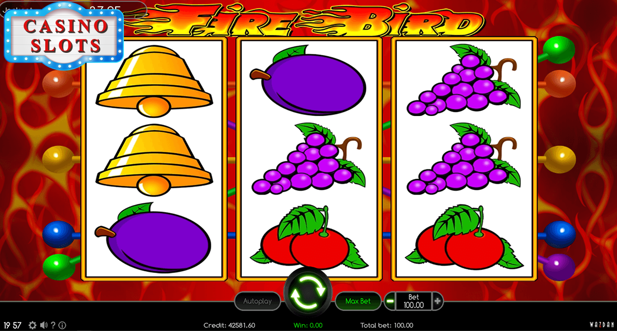 Fire Bird Online Slot