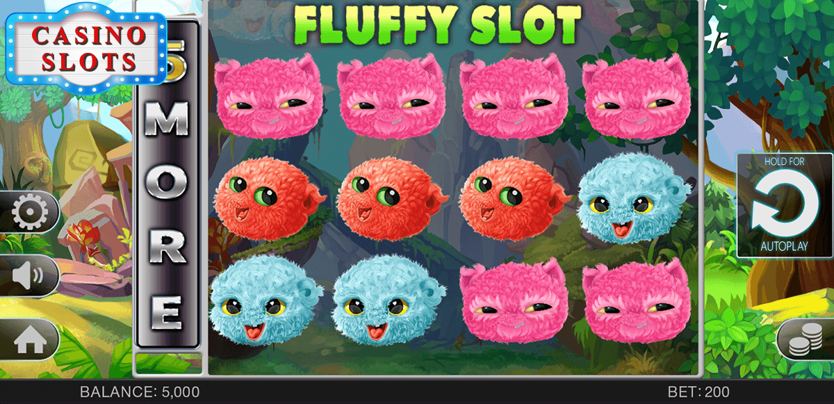 Fluffy Slot Online Slot