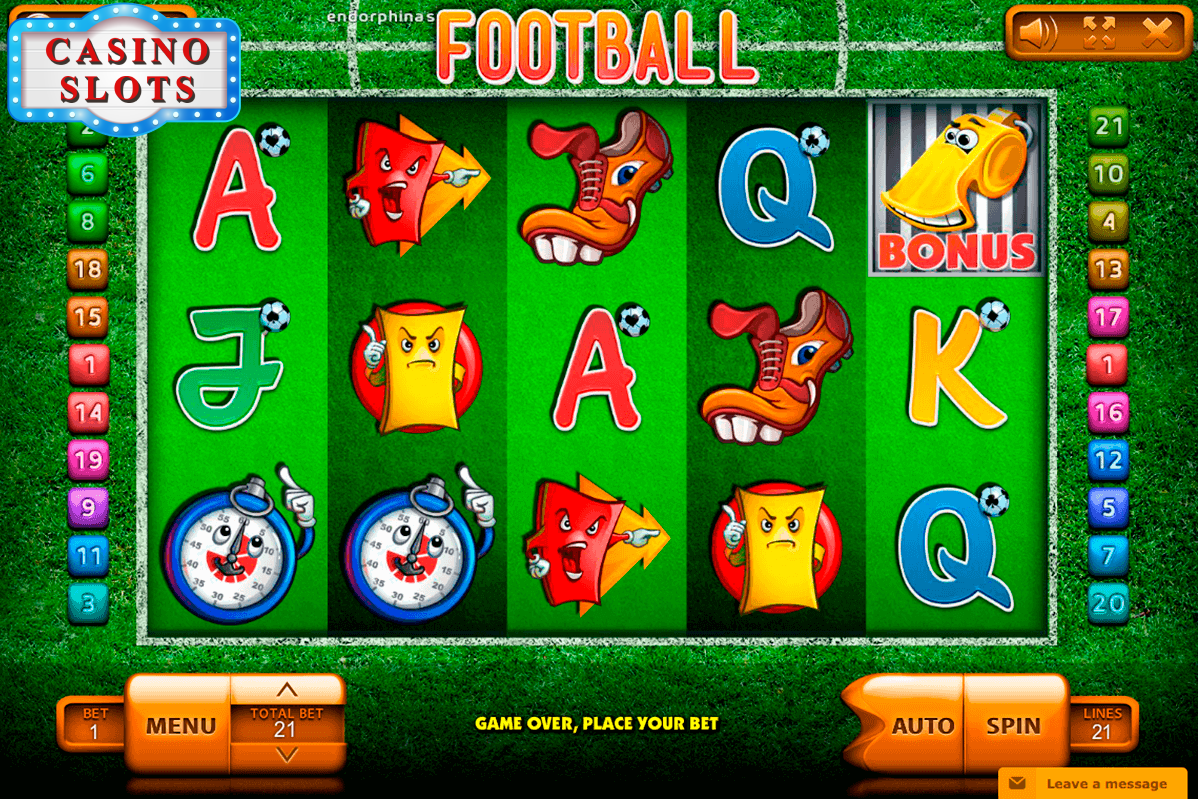 Football Online Slot
