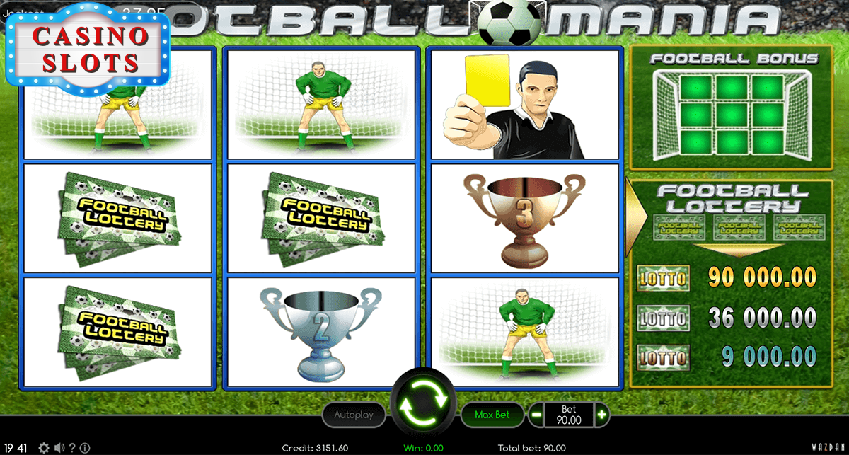 Football Mania Online Slot