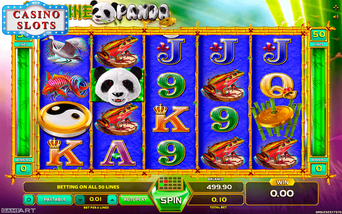 Fortune Panda Online Slot