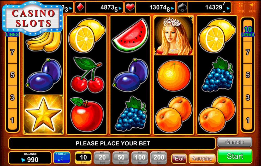 Fruits Kingdom Online Slot