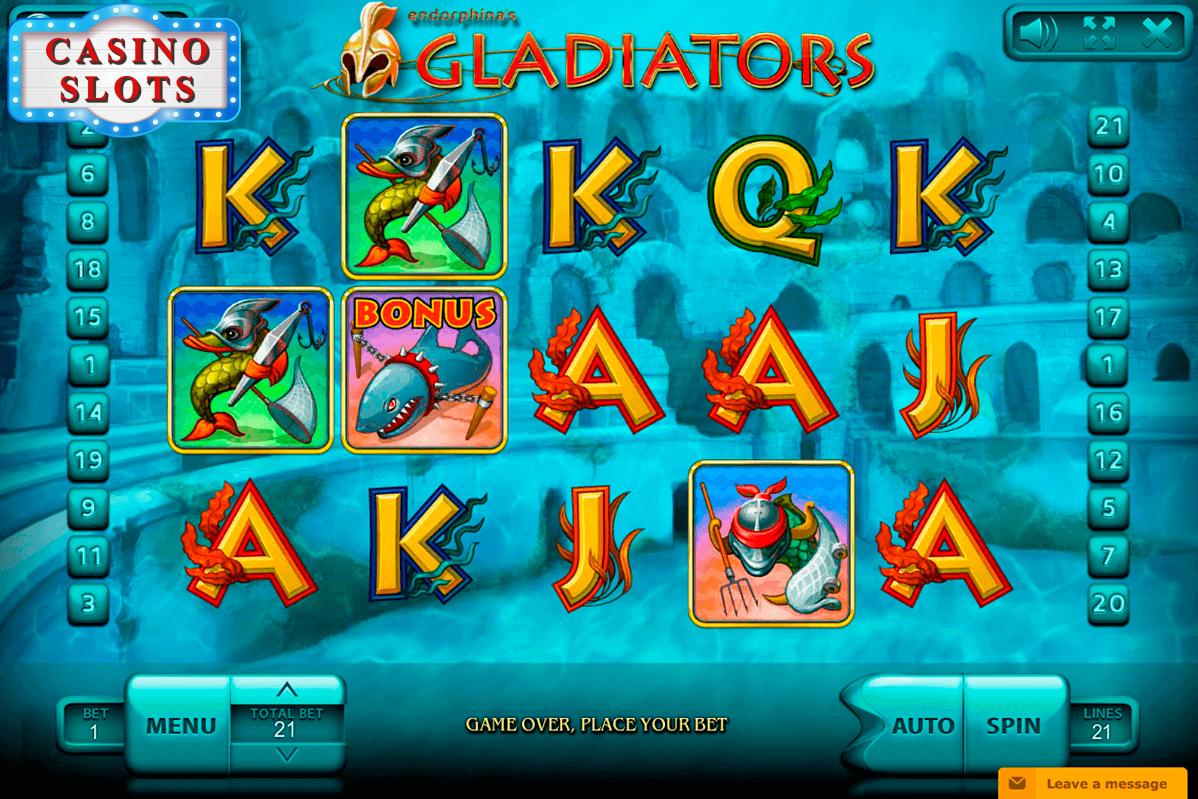 Gladiators Online Slot