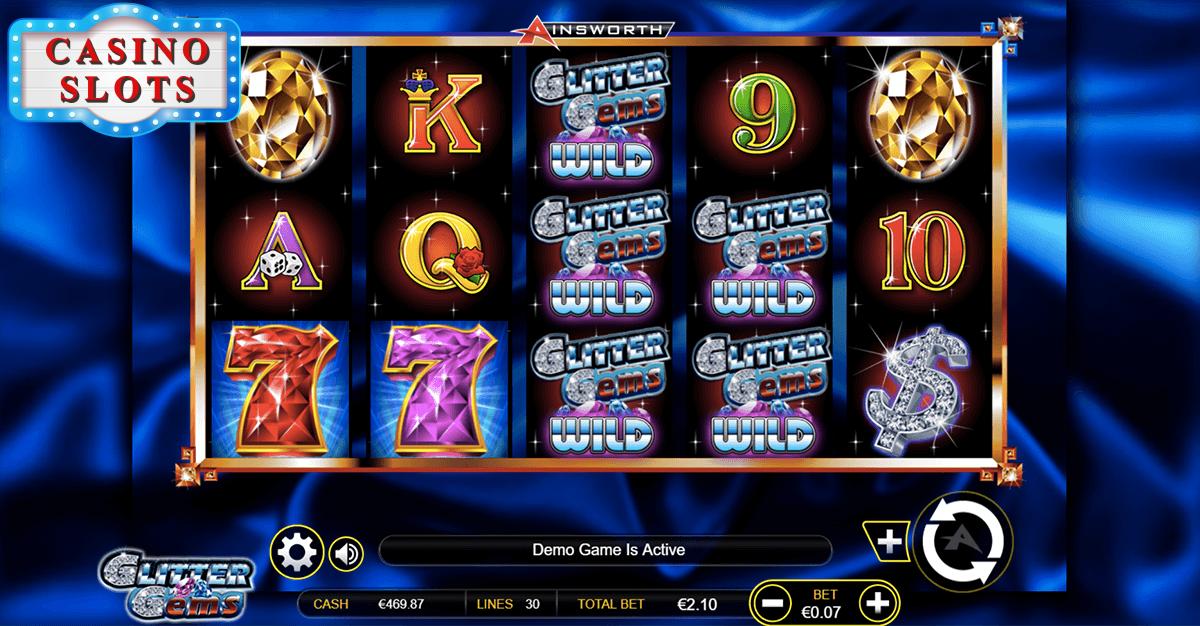 Glitter Gems Online Slot