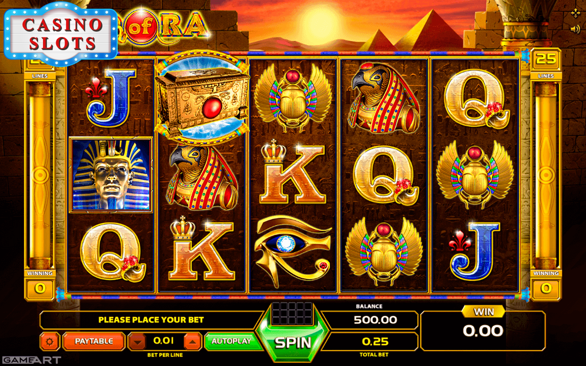 Gold Of Ra Online Slot