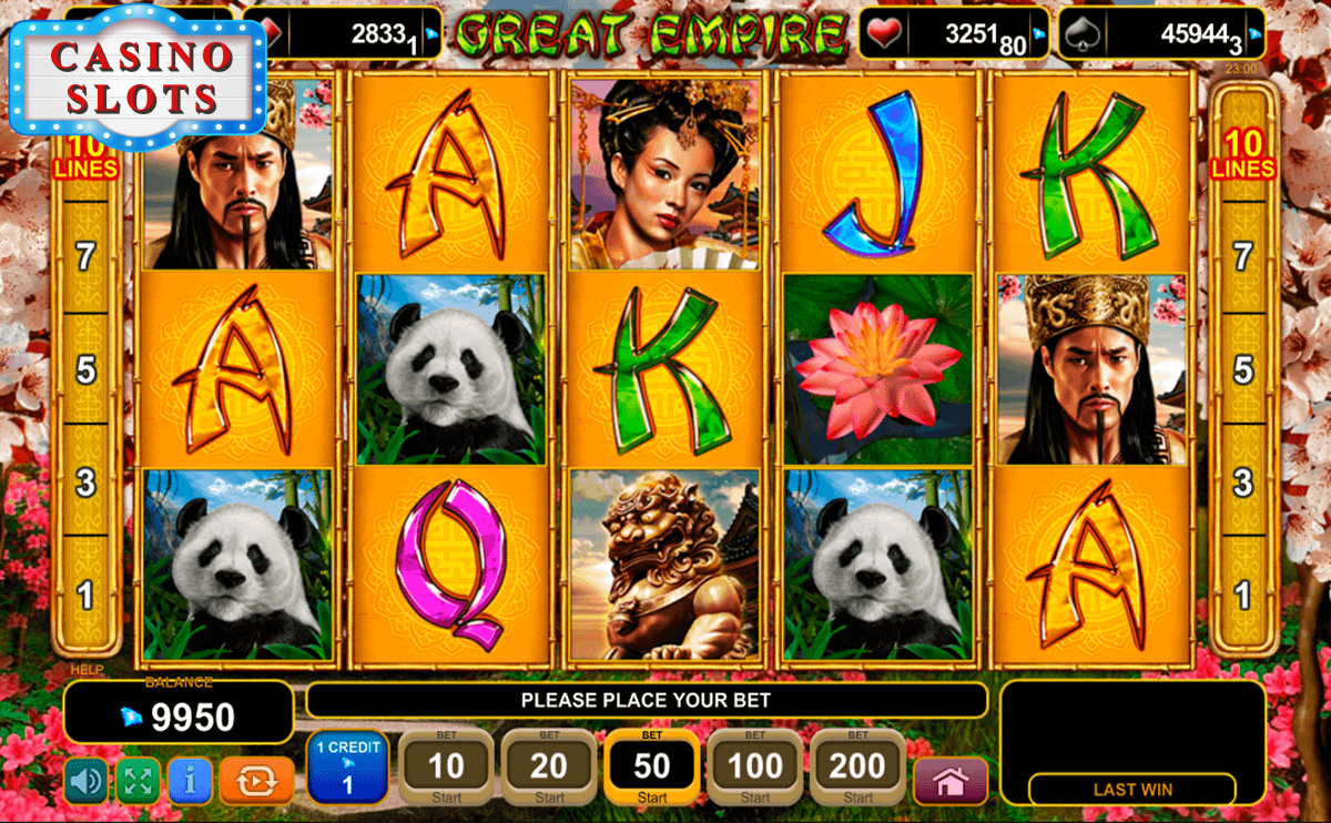 Great Empire Online Slot