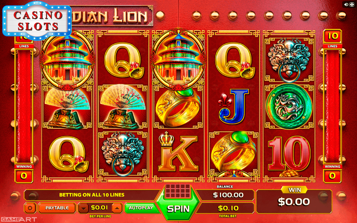 Guardian Lion Online Slot