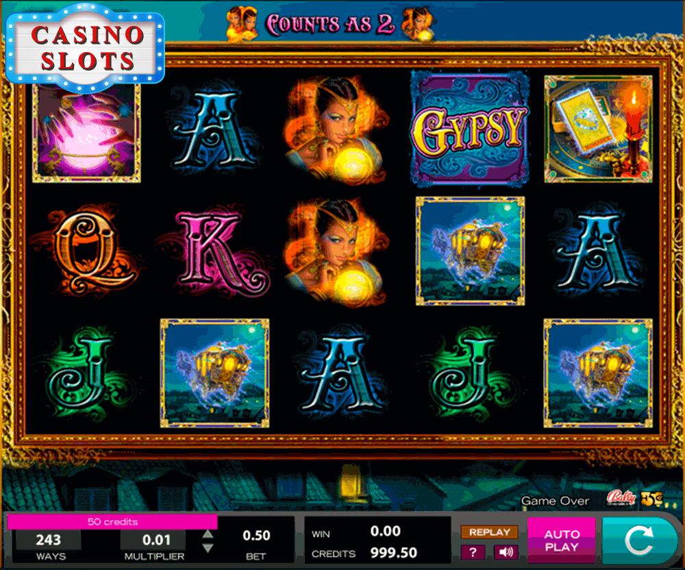 Gypsy Online Slot