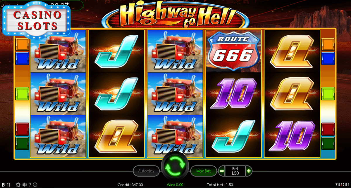 Highway To Hell Online Slot