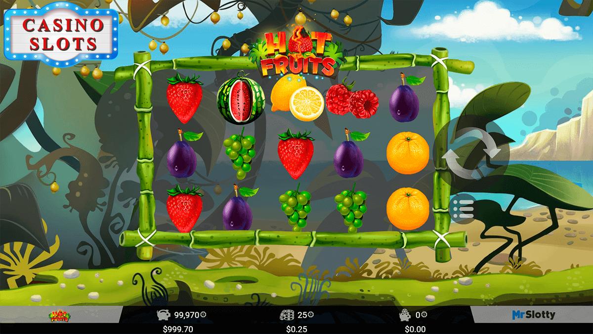 HOT Fruits Online Slot