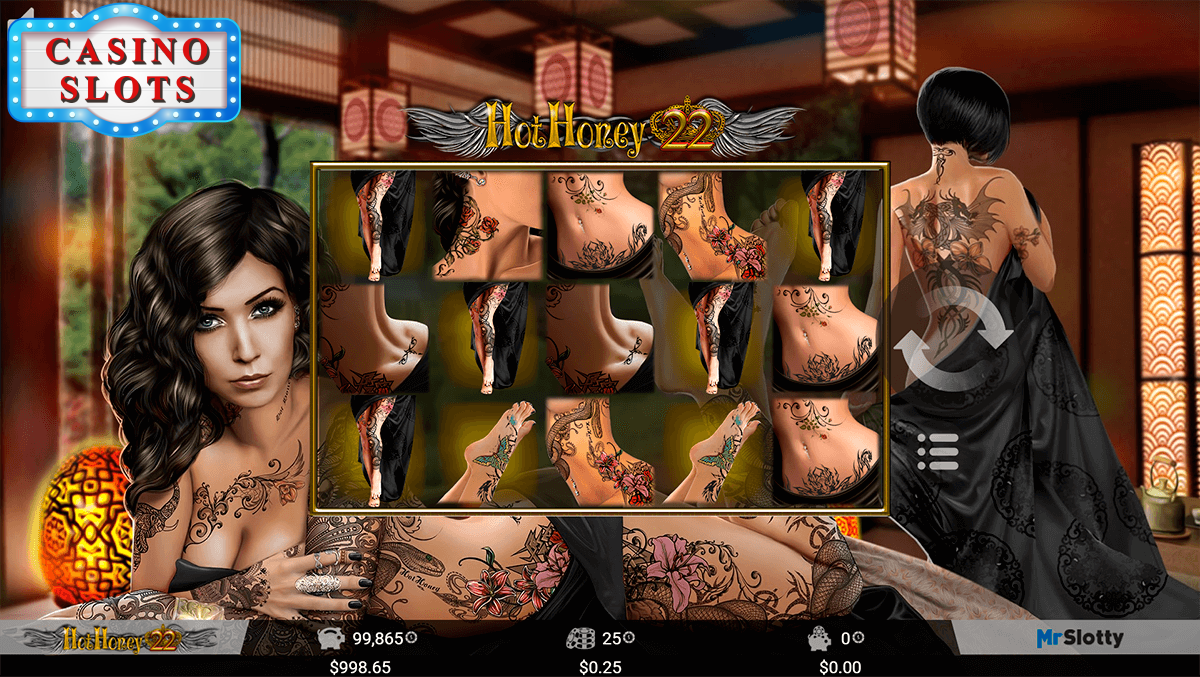 HotHoney 22 Online Slot