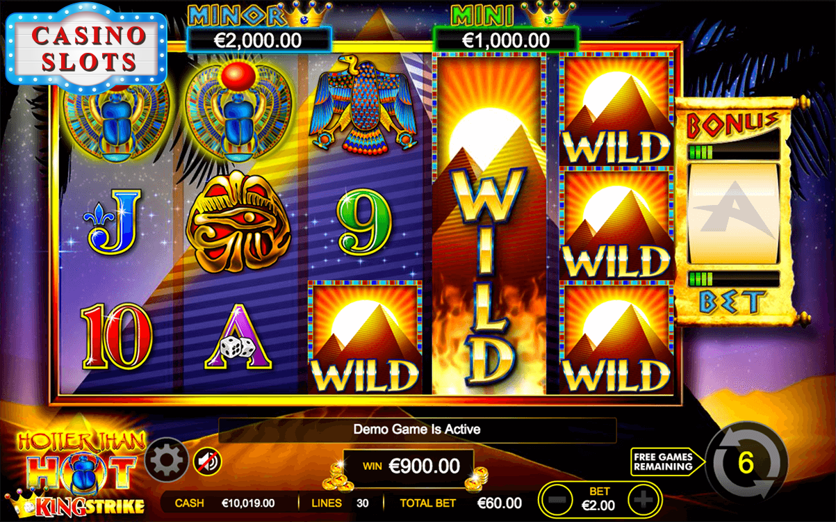Hotter Than Hot Online Slot