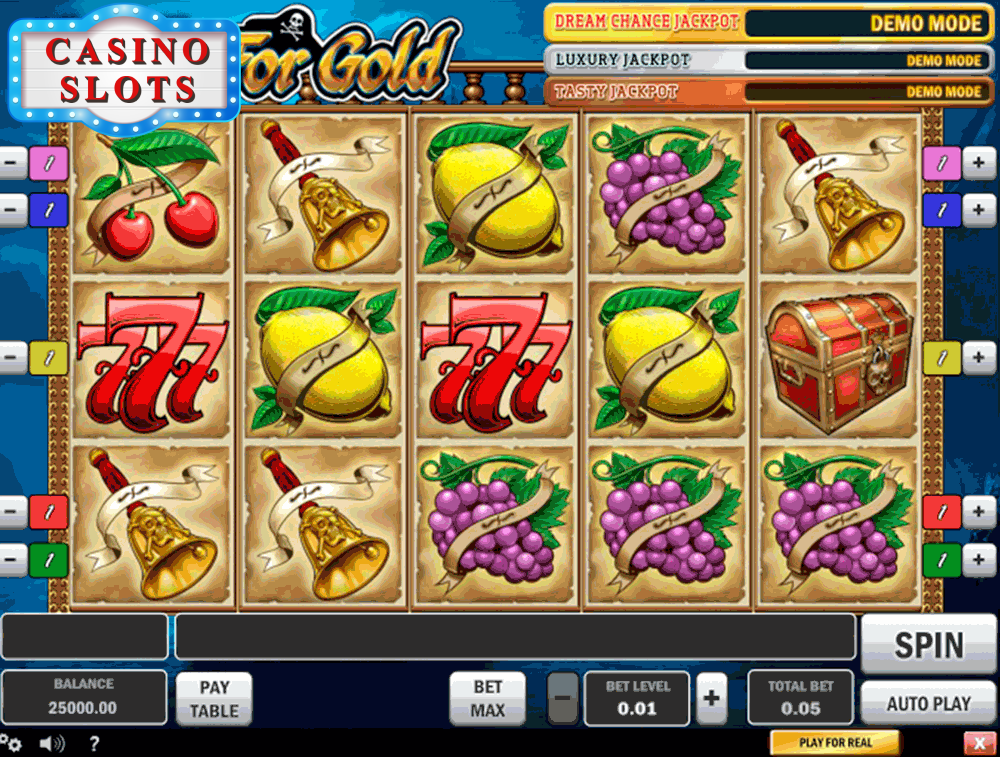 Hunt for Gold Online Slot