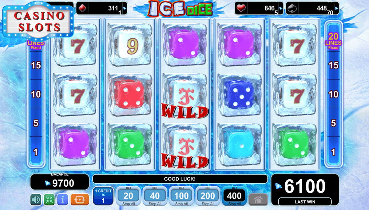 Ice Dice Online Slot