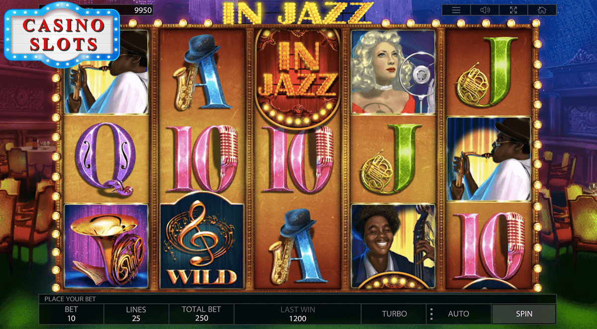 In Jazz Online Slot