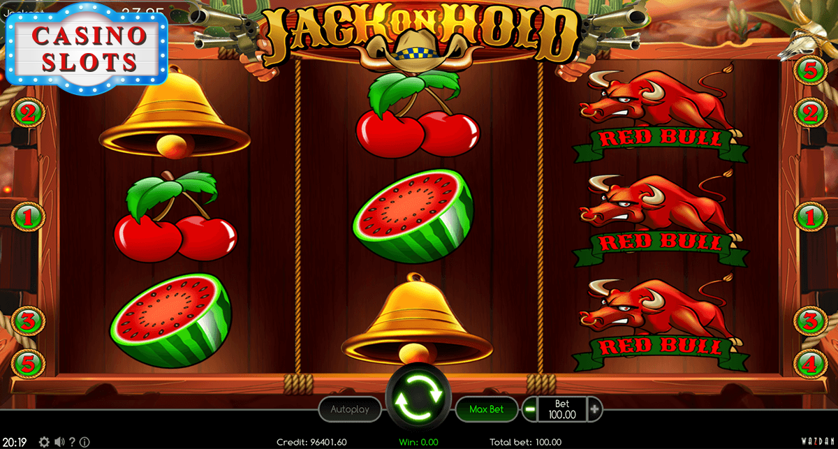Jack On Hold Online Slot