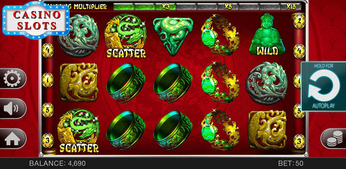 Jade Connection Online Slot