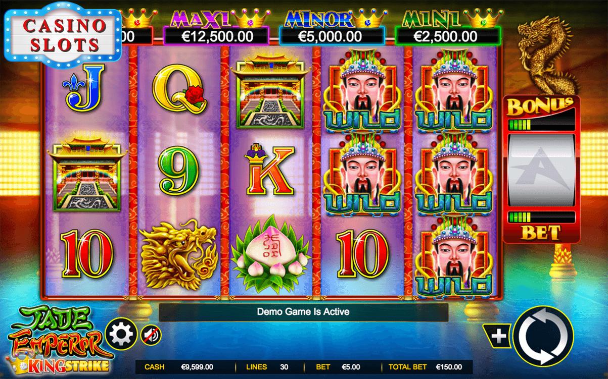 Jade Emperor Online Slot
