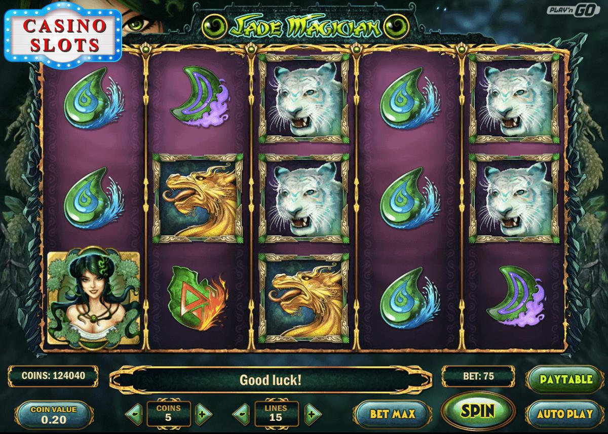 Jade Magician Online Slot