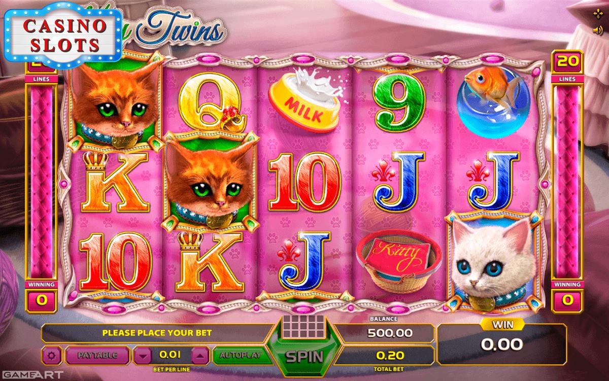 Kitty Twins Online Slot