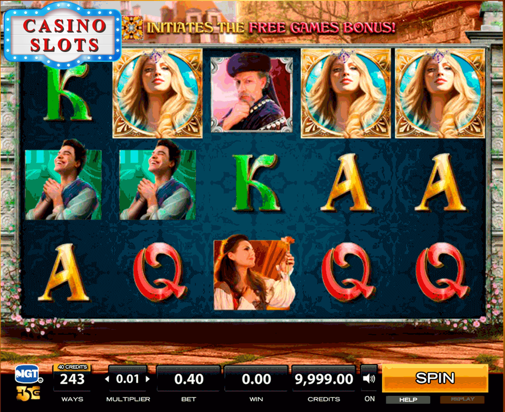 Lady of Hope Online Slot
