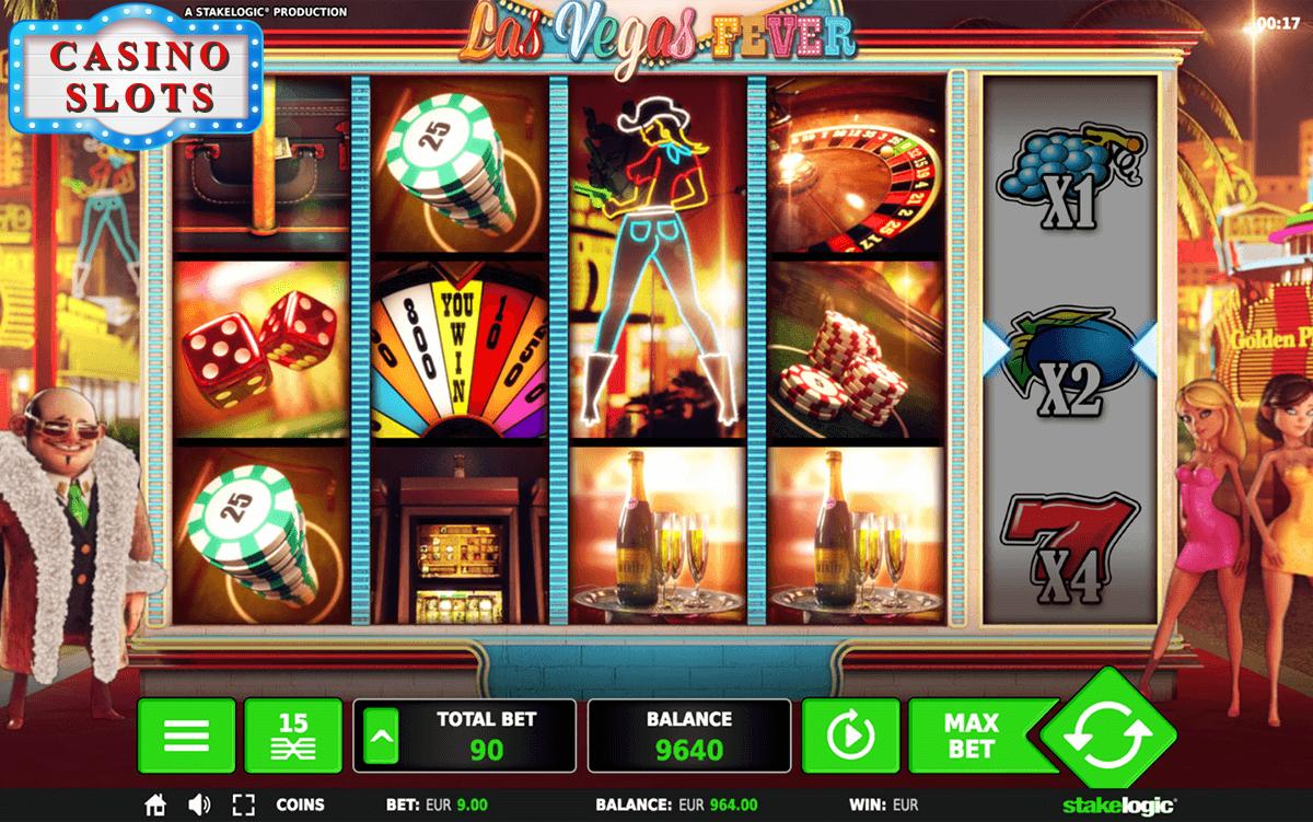Las Vegas Fever Online Slot