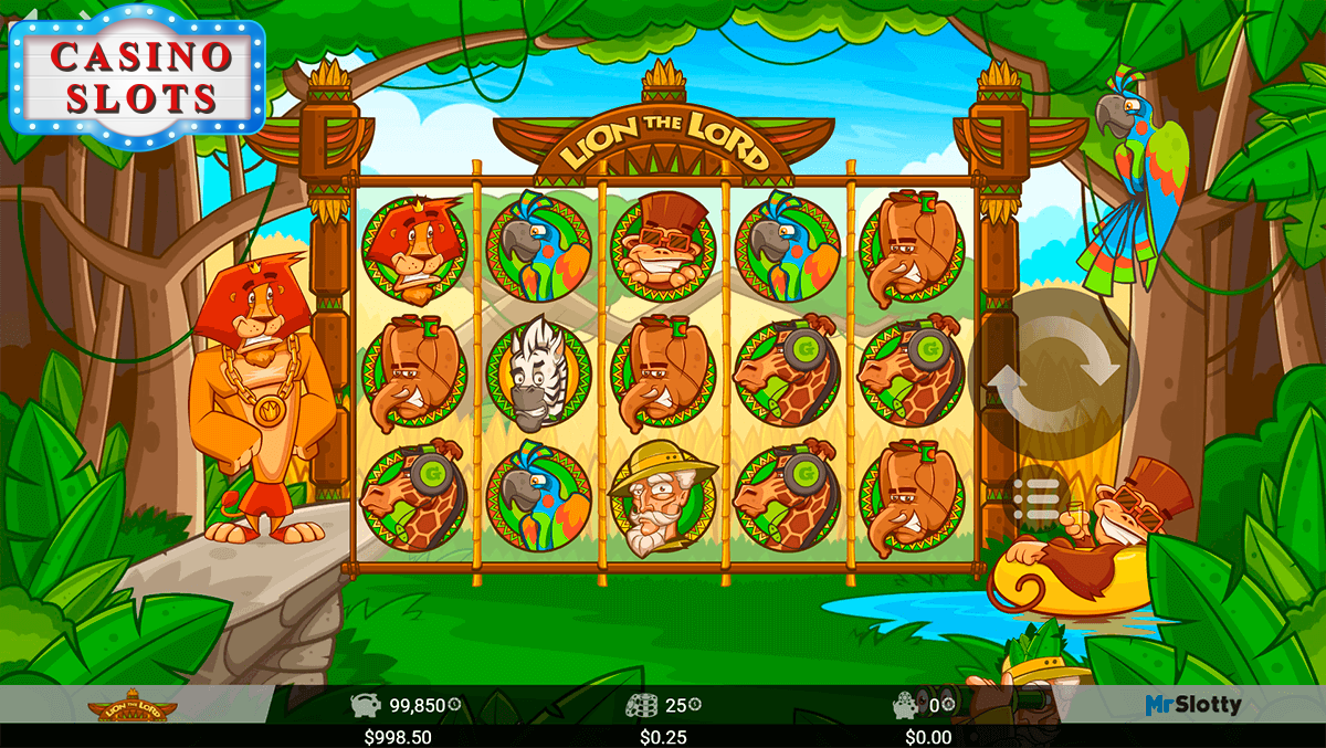 Lion The Lord Online Slot