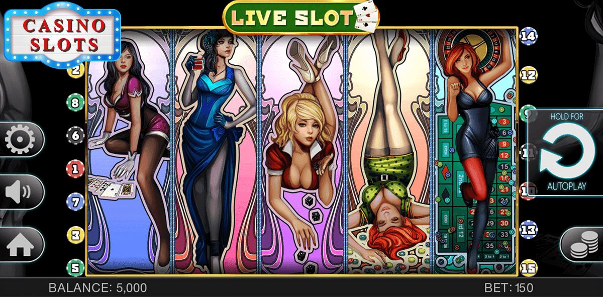 Live Slot Online Slot