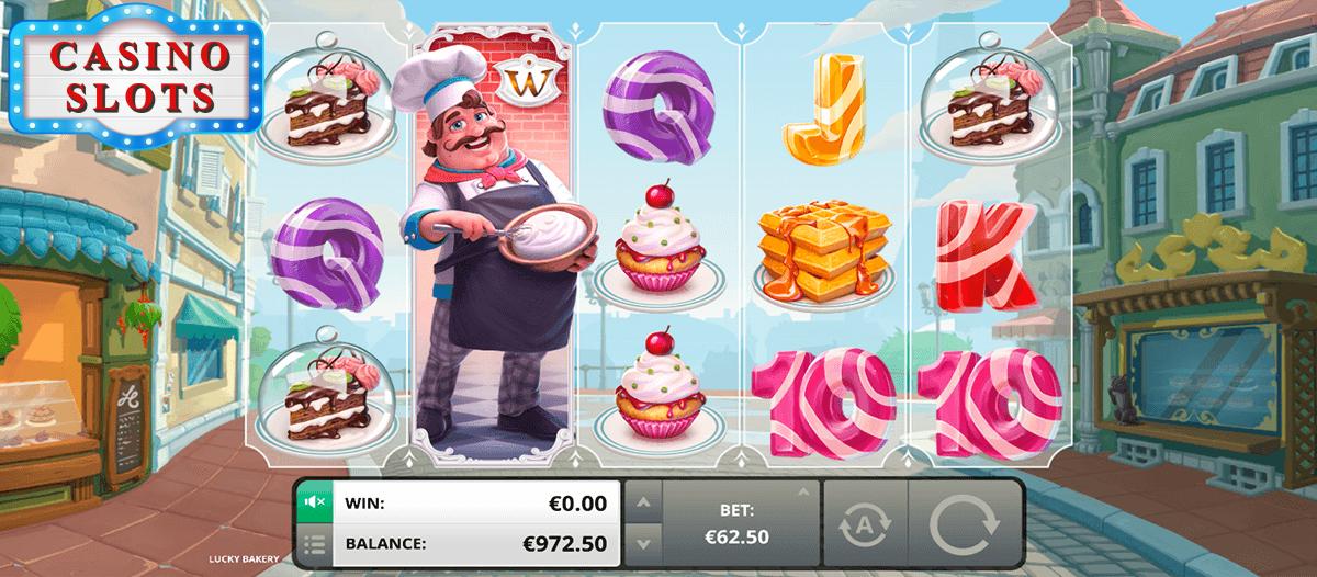 Lucky Bakery Online Slot